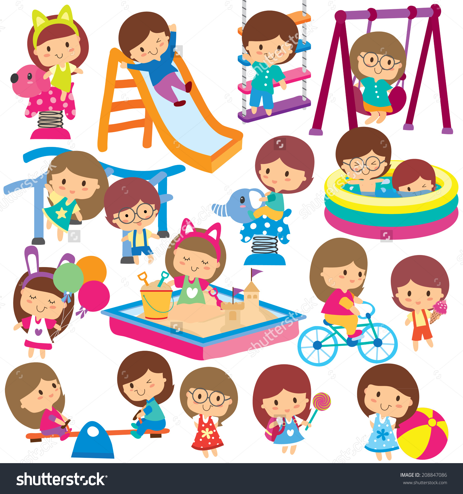 Free Outdoor Play Cliparts Download Free Clip Art Free