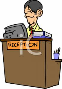 Front Desk Clipart : front, clipart, Reception, Cliparts,, Download, Clipart, Library