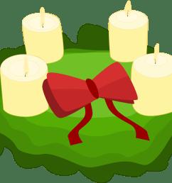 cool advent wreath clipart picture [ 1531 x 1194 Pixel ]