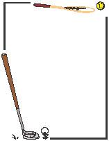 Free Golf Border Cliparts, Download Free Clip Art, Free