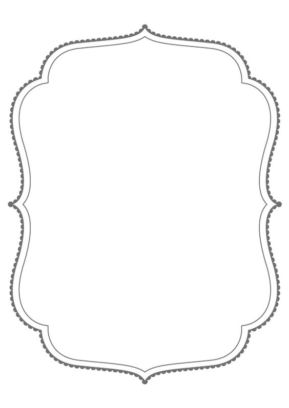 Free Frame Outline Cliparts, Download Free Clip Art, Free
