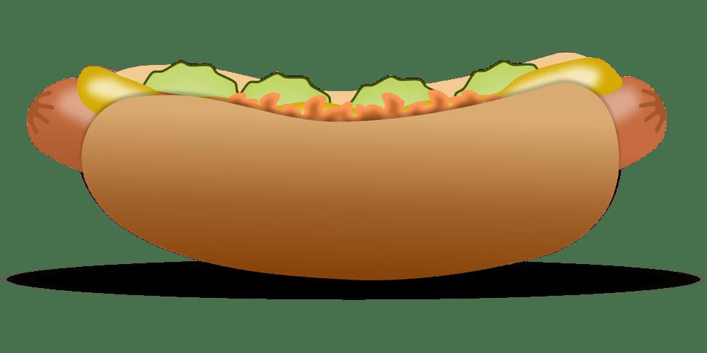 medium resolution of free to use public domain hot dog clip art