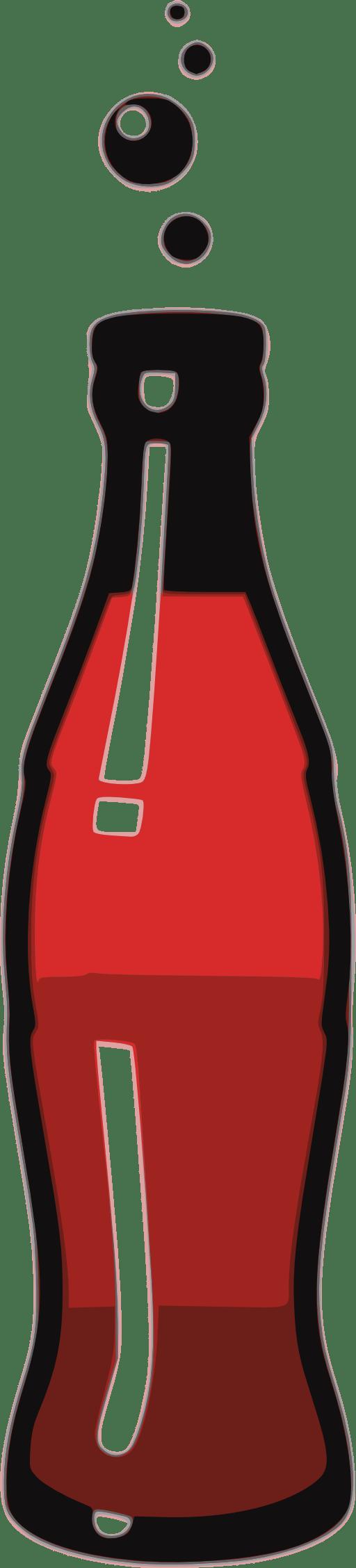 medium resolution of soda bottle clipart