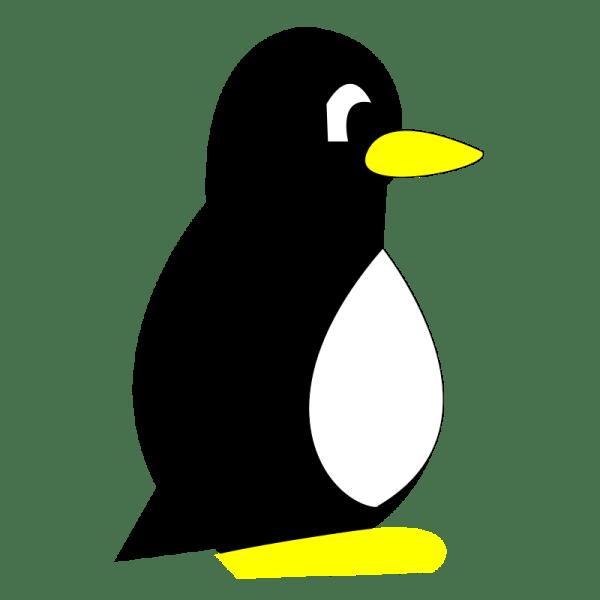 Free Sad Penguin Cliparts Clip Art Clipart Library