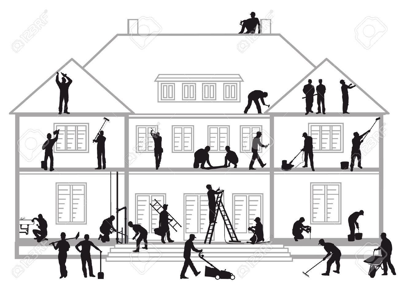 Free Maintenance Workers Cliparts Download Free Clip Art