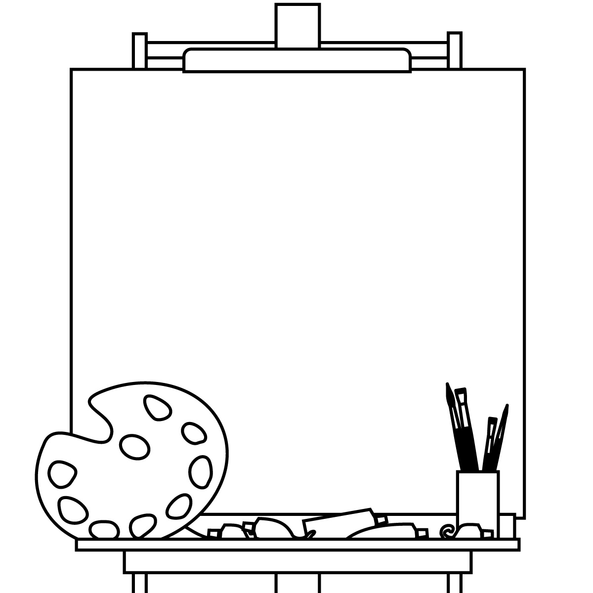 Free Blank Crayon Cliparts Download Free Clip Art Free