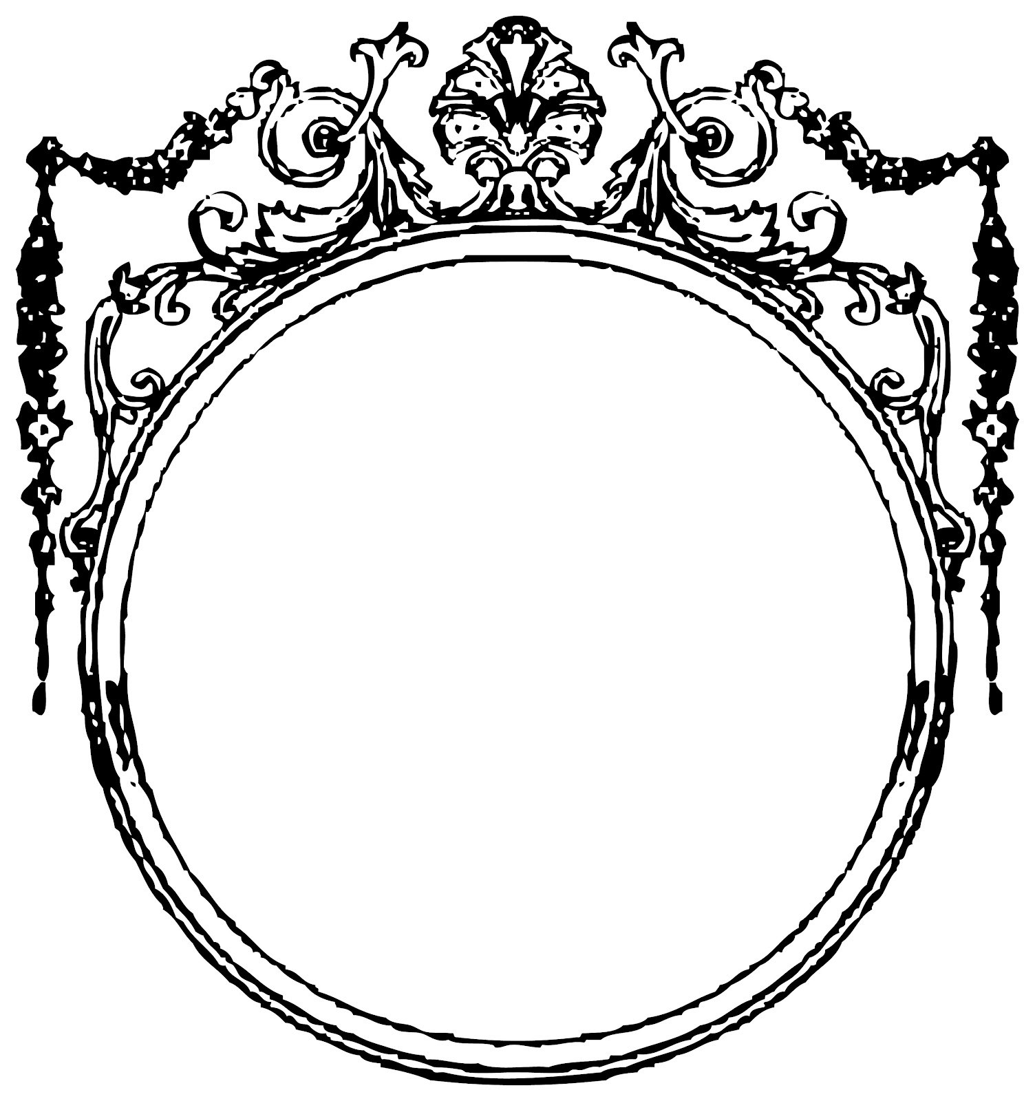 Free Vintage Lines Cliparts, Download Free Clip Art, Free