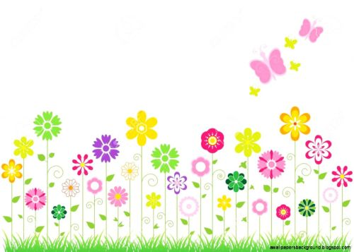 small resolution of spring clipart background