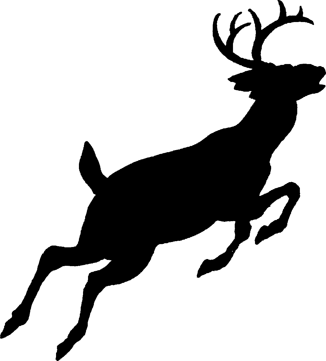 Free Whitetail Deer Cliparts Download Free Clip Art Free