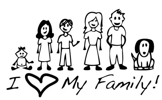 Free Family Love Cliparts, Download Free Clip Art, Free