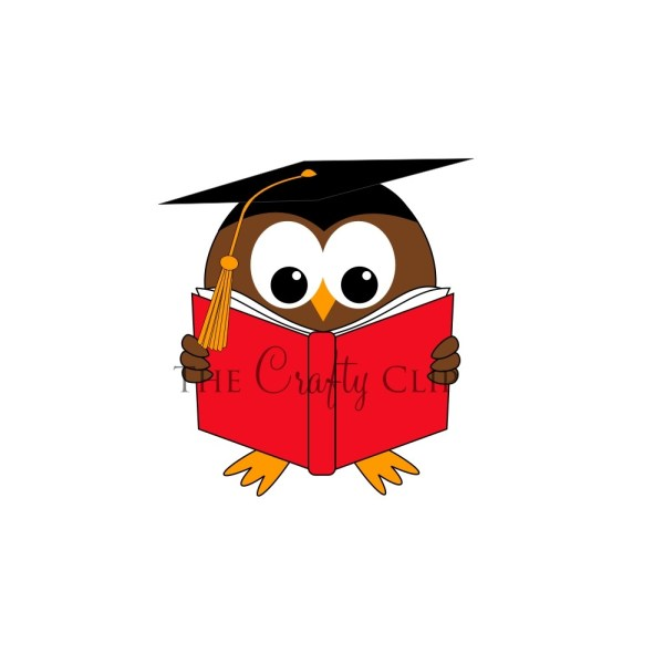 Free Smart Owl Cliparts Clip Art Clipart Library