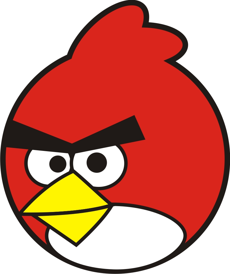 free angry birds cliparts