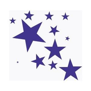 free purple star cliparts