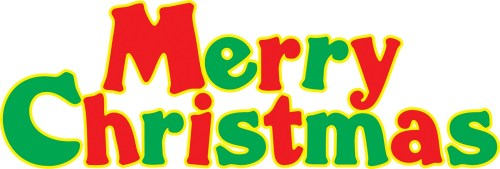 small resolution of merry christmas banner clipart