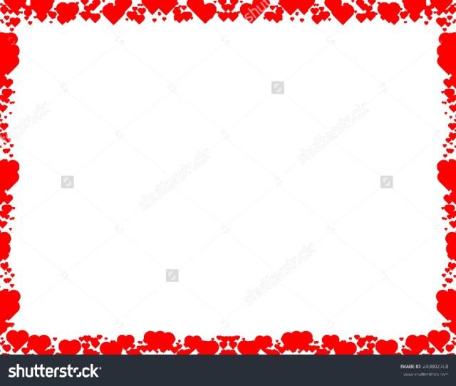 Clip Art Valentine Border Free Vector Download Free