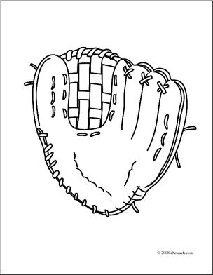 Free Baseball Glove Cliparts, Download Free Clip Art, Free