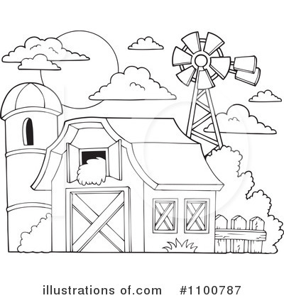 Free Barn Outline Cliparts, Download Free Clip Art, Free