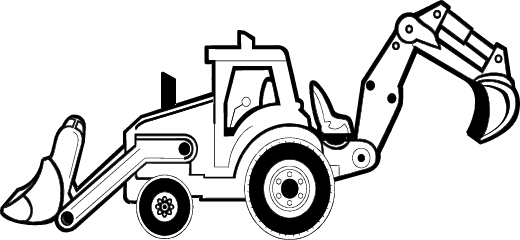 Free Heavy Equipment Cliparts, Download Free Clip Art