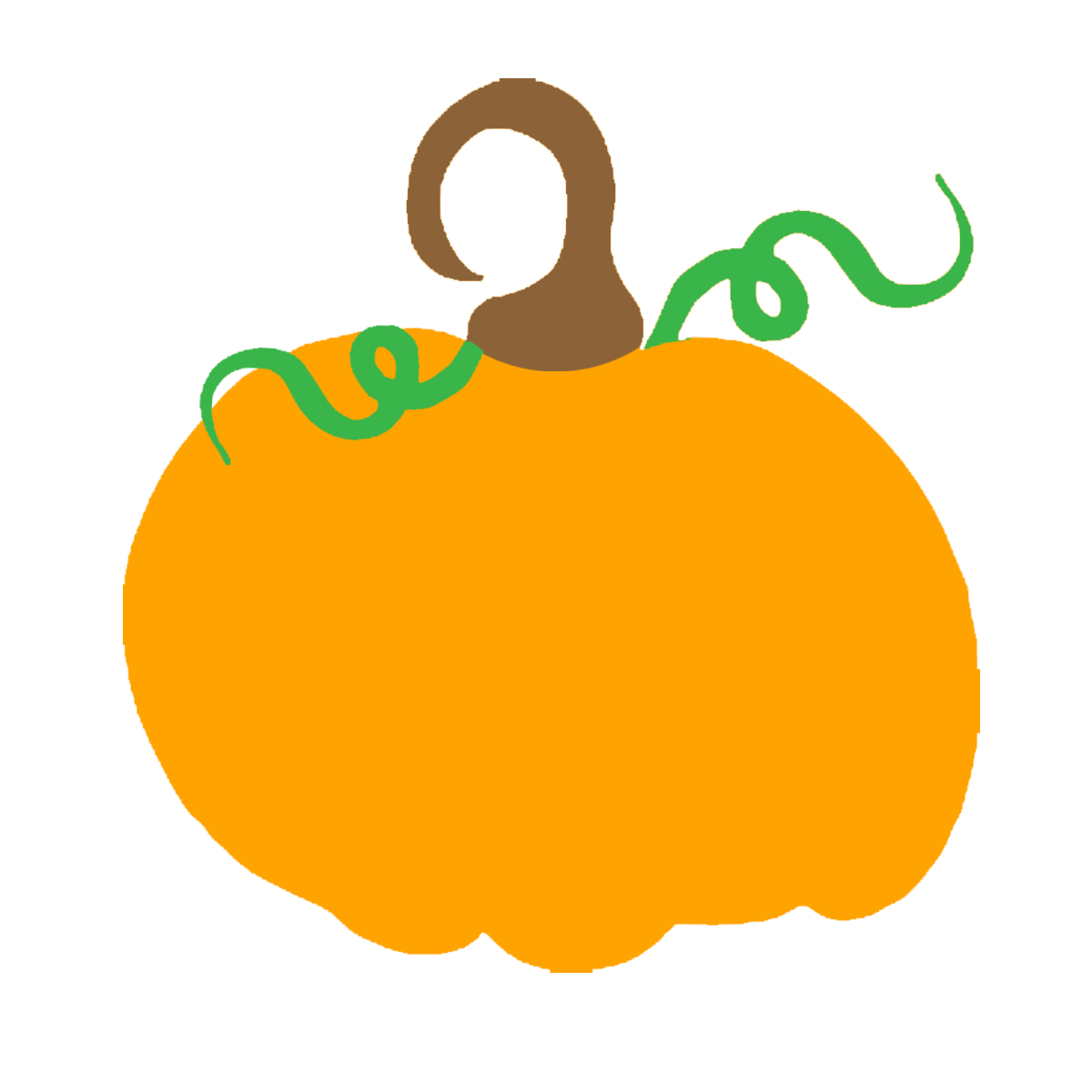 hight resolution of pumpkin