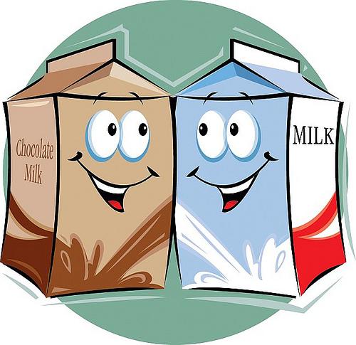 free milk cartoon cliparts
