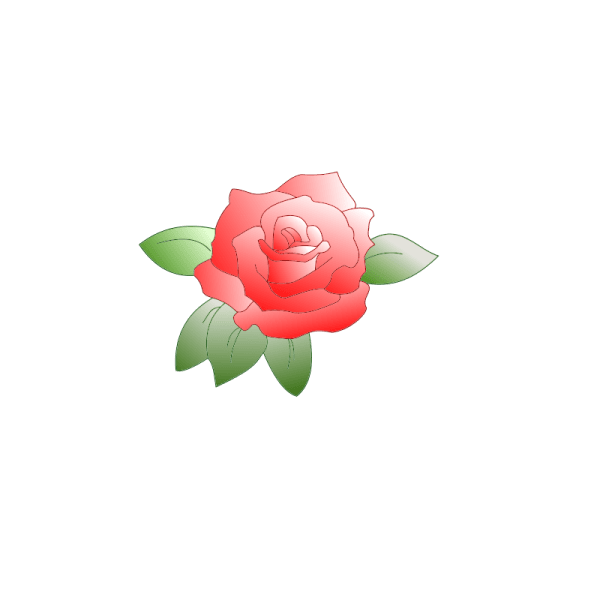 free small rose cliparts