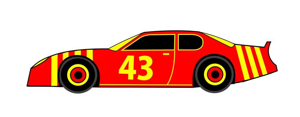 medium resolution of race car clip art