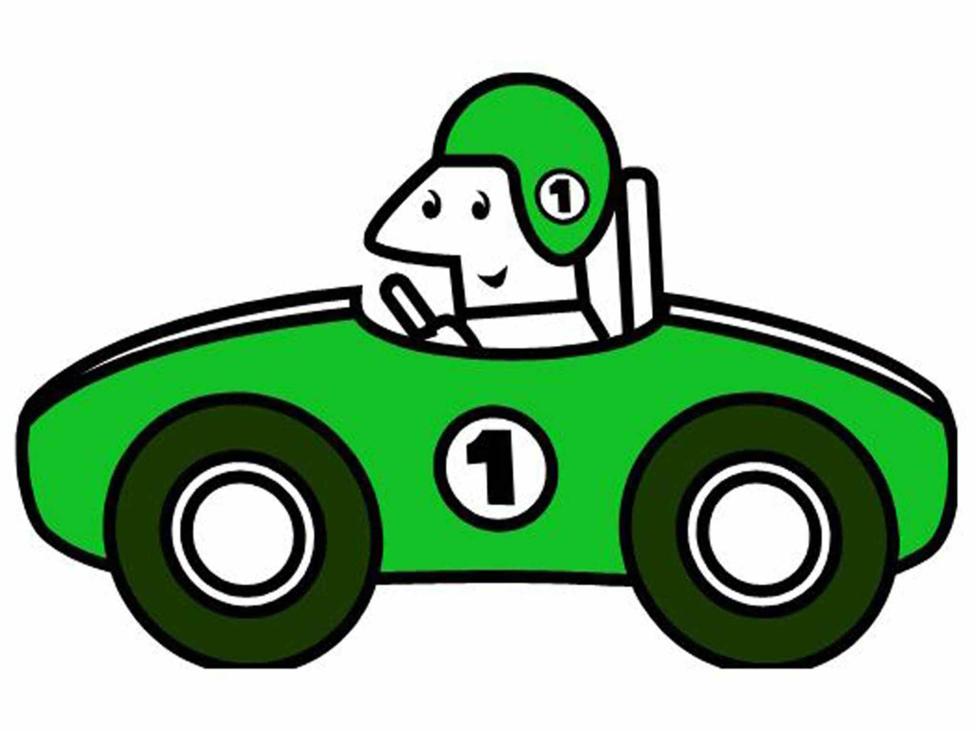 hight resolution of race car pictures clip art
