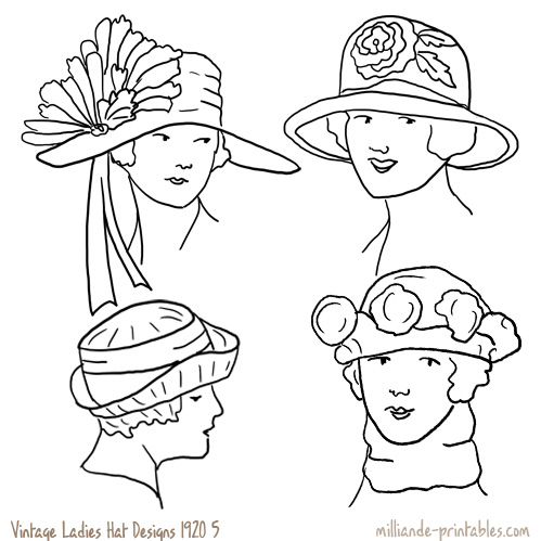 Free Lady Hat Cliparts, Download Free Clip Art, Free Clip