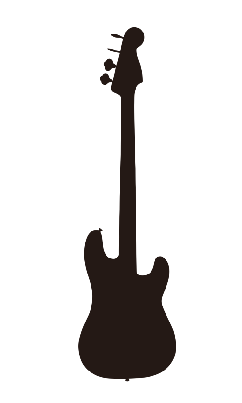 small resolution of bass clipart