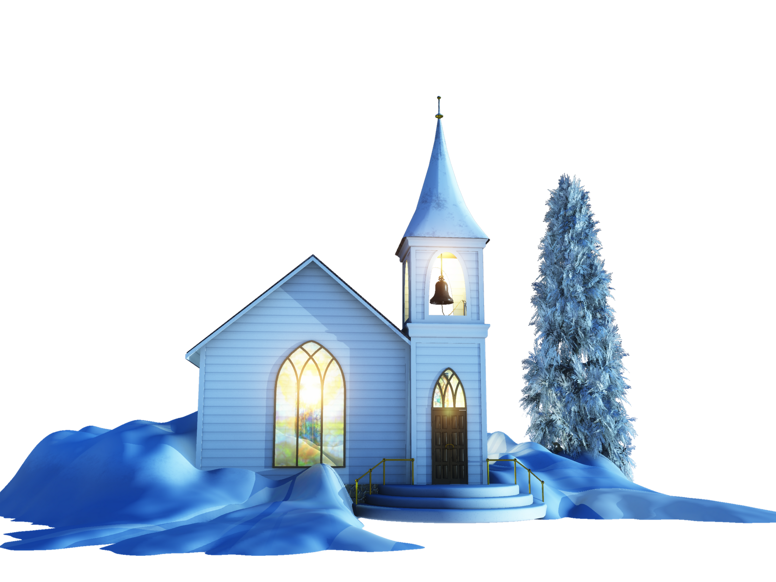 Free Chapel Christmas Cliparts Download Free Clip Art