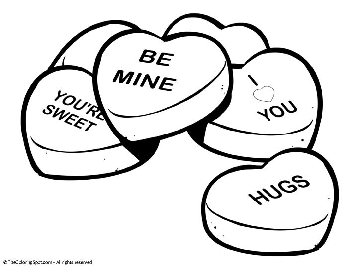 Free Candy Hearts Cliparts, Download Free Clip Art, Free