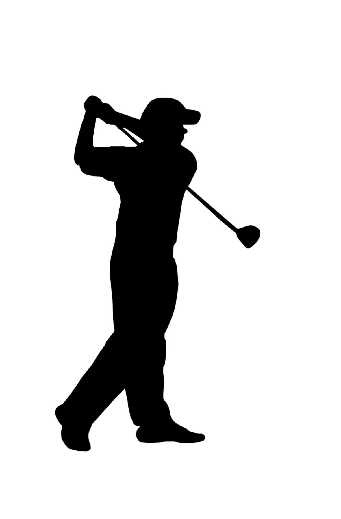 hight resolution of golf