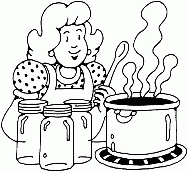 Free Mom Cooking Cliparts, Download Free Clip Art, Free