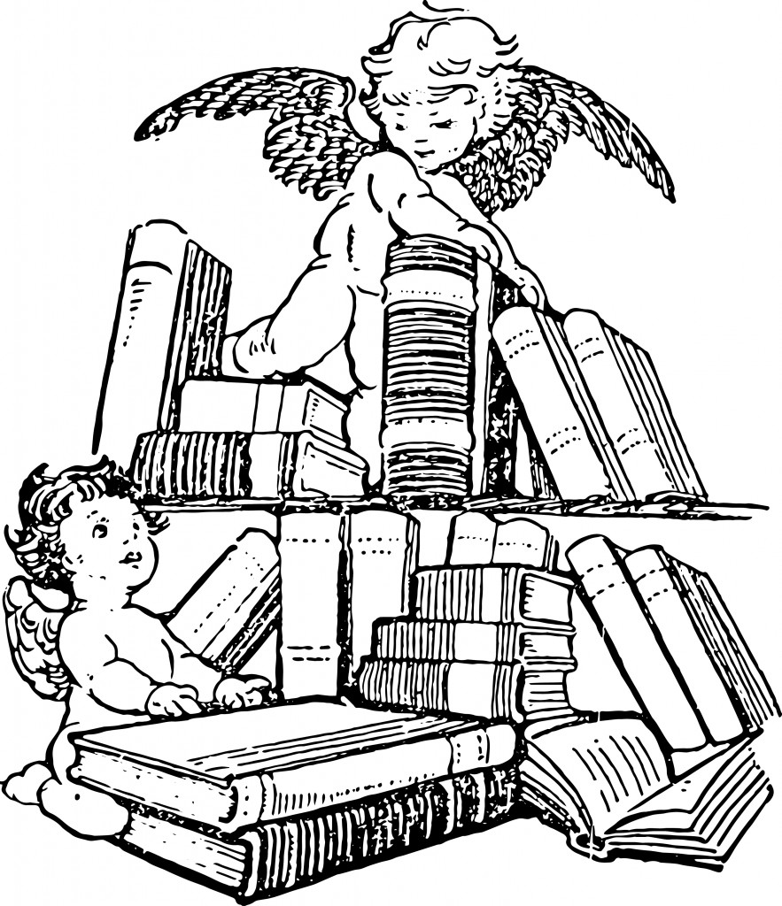 Free Vintage Books Cliparts, Download Free Clip Art, Free