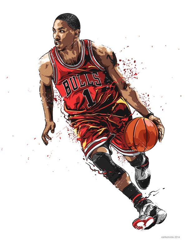 Houston Rockets Wallpaper Iphone X Free Derrick Rose Cliparts Download Free Clip Art Free