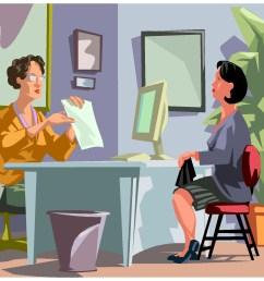job interview clipart [ 1977 x 1602 Pixel ]