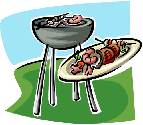 small resolution of cookout clipart
