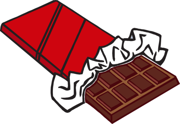 free candy bar cliparts