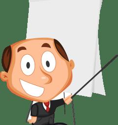 cartoon business cliparts [ 1822 x 2250 Pixel ]