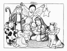 Free Christmas Pageant Cliparts, Download Free Clip Art
