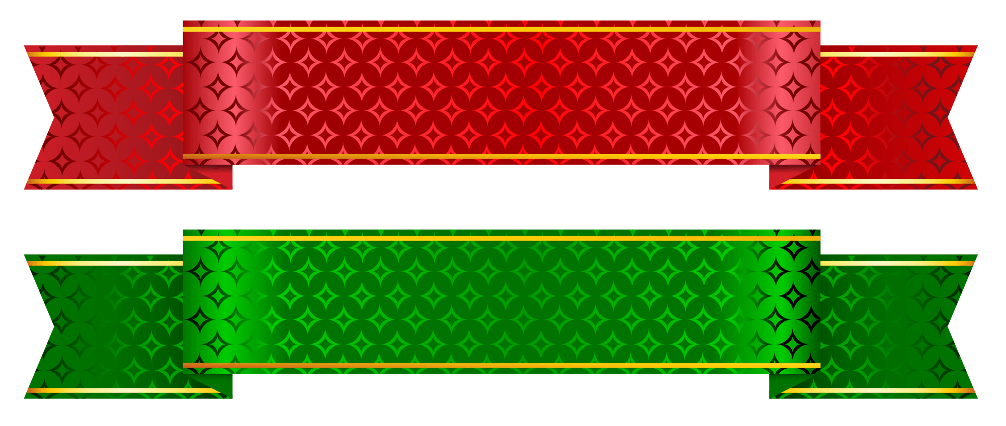 hight resolution of christmas banner clip art
