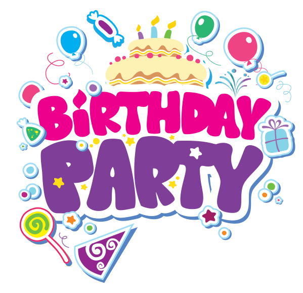 free cliparts birthday party