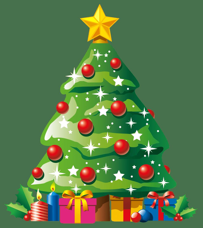 medium resolution of christmas tree cliparts