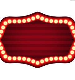 blank movie marquee clipart [ 1280 x 960 Pixel ]