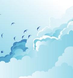 sky clouds clipart free [ 1680 x 1050 Pixel ]
