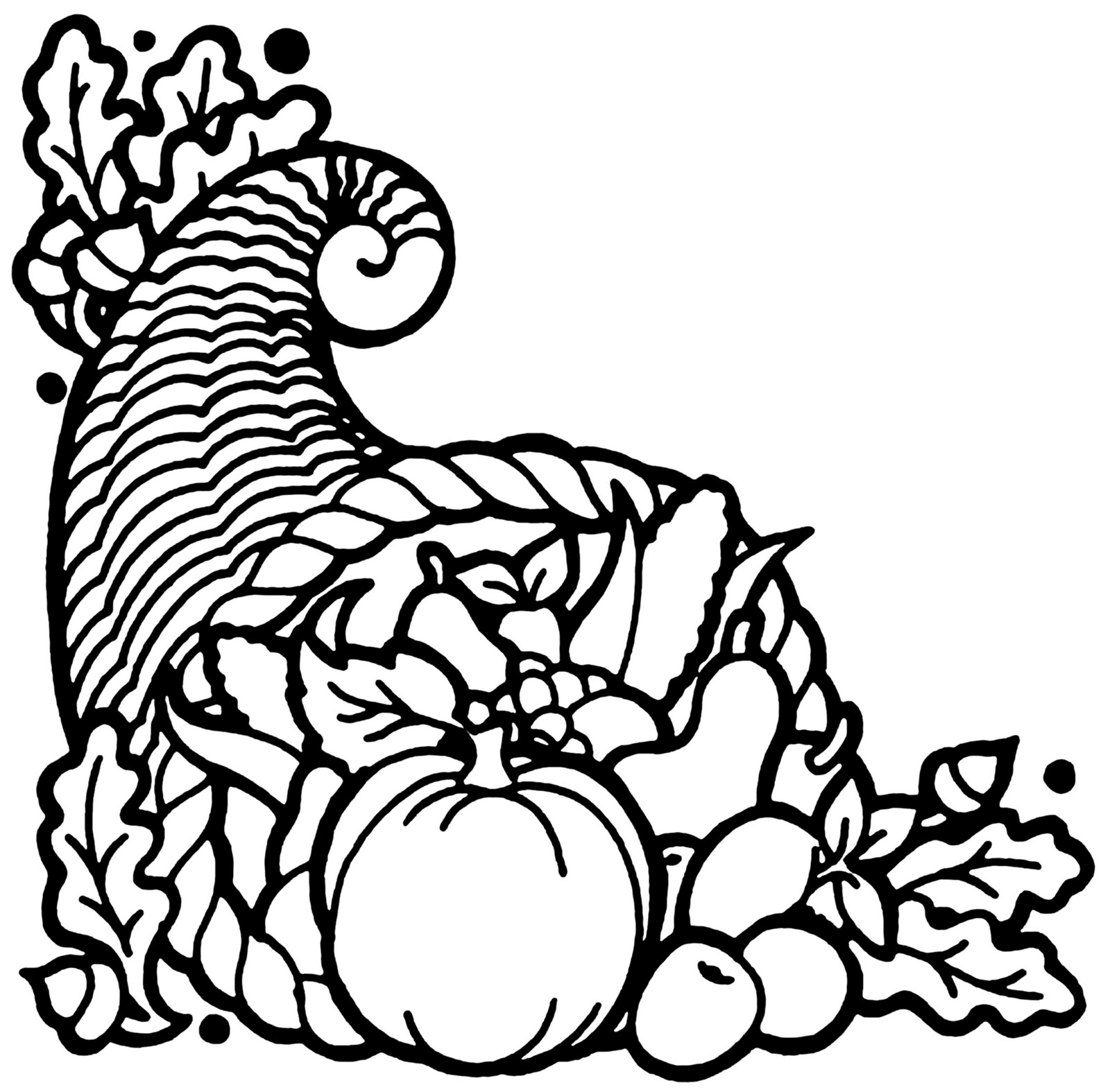 Free Thanksgiving Line Cliparts Download Free Clip Art