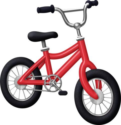 free bike accessories cliparts