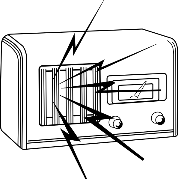 Free 1930s Radio Cliparts, Download Free Clip Art, Free
