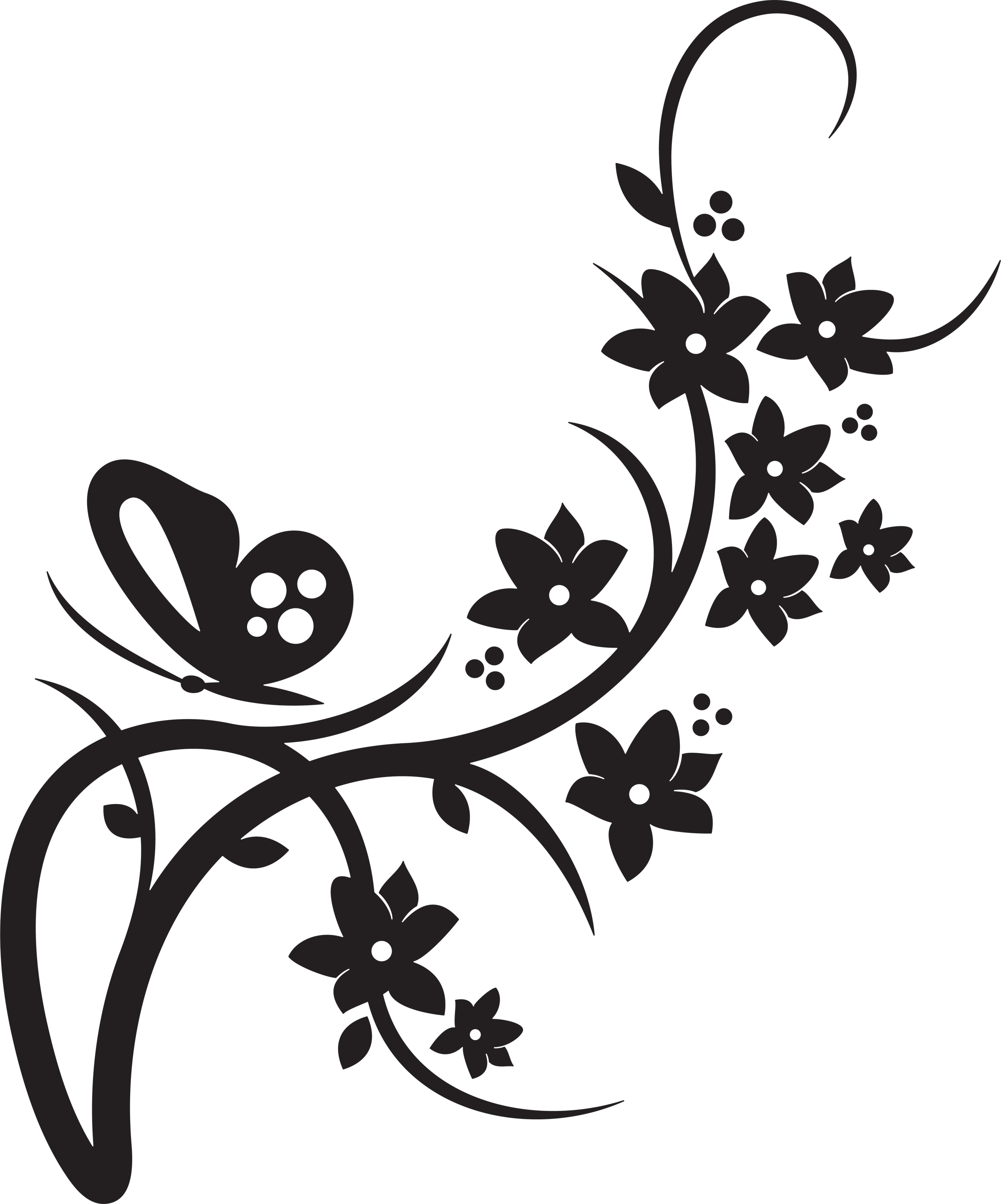Free Spring Outline Cliparts Download Free Clip Art Free