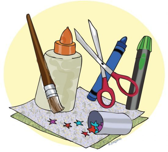 Crafts Clipart Clip Art Library